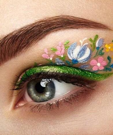 Stunning Eyeliner Makeup Ideas For Women34