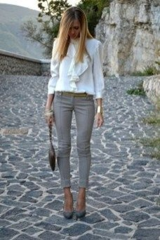 Unordinary Mismatched Outfits Ideas For Women34