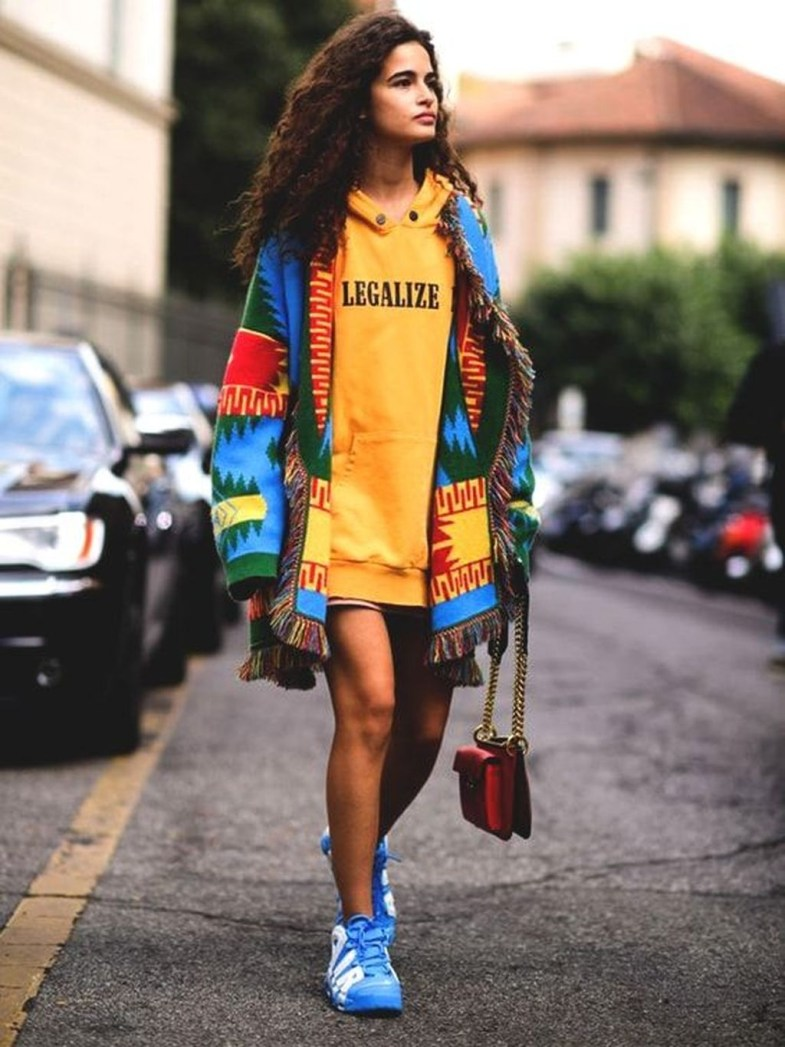 Unordinary Mismatched Outfits Ideas For Women37