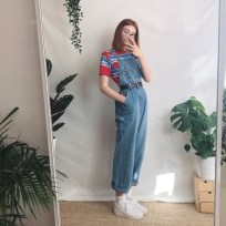 Unordinary Retro Outfit Ideas For Girl08
