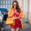 Unusual Orange Outfit Ideas For Women37