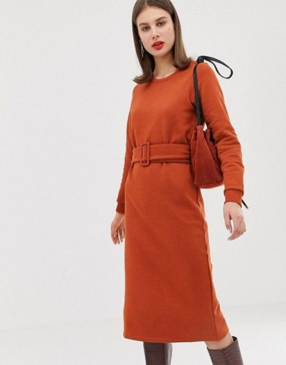 Unusual Orange Outfit Ideas For Women44