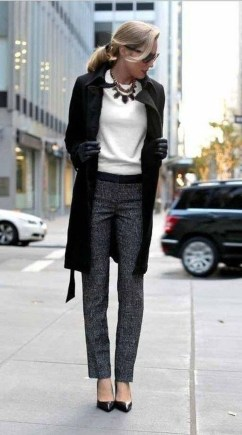 Attractive Business Work Outfits Ideas For Women 201927