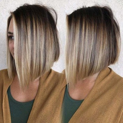 Brilliant Bob And Lob Hairstyles Ideas For Short Hair31