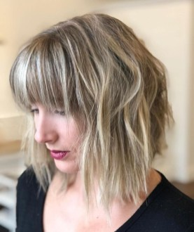 Brilliant Bob And Lob Hairstyles Ideas For Short Hair41