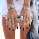 Captivating Silver Accessories Ideas For Add In Your Appearance44