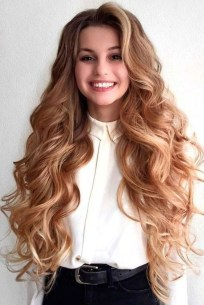 Charming Wavy Hairstyle Ideas For Your Appearance More Cool11