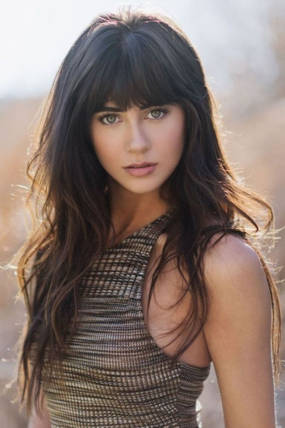 Charming Wavy Hairstyle Ideas For Your Appearance More Cool41
