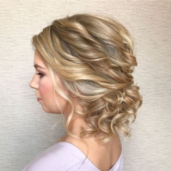 Classy Curly Hairstyles Design Ideas For Teenage In 201908