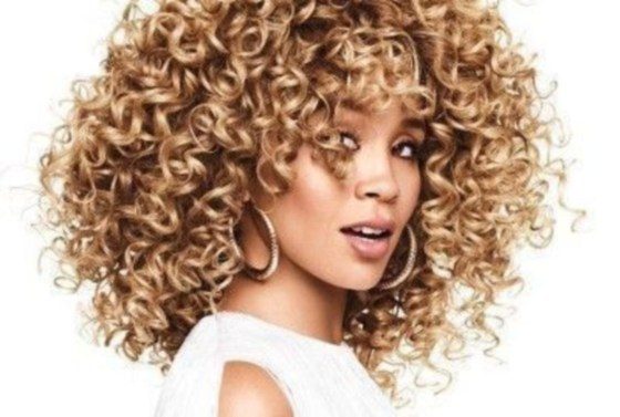 Classy Curly Hairstyles Design Ideas For Teenage In 201915