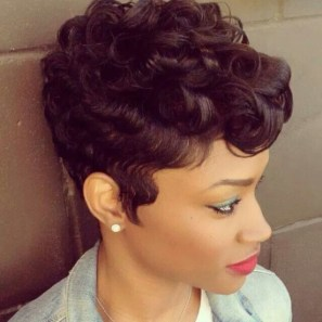Classy Curly Hairstyles Design Ideas For Teenage In 201938