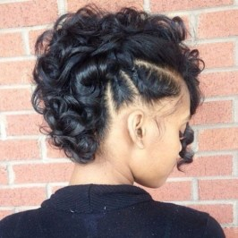 Classy Curly Hairstyles Design Ideas For Teenage In 201944
