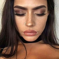 Cute Nose Makeup Ideas For This Year23