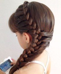 Fascinating Hairstyles Ideas For Girl14
