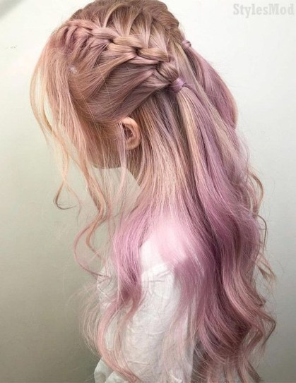 Fascinating Hairstyles Ideas For Girl23