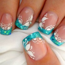 Gorgeous Nail Designs Ideas In Summer For Women03