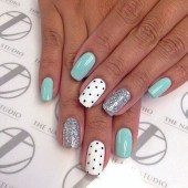 Gorgeous Nail Designs Ideas In Summer For Women07