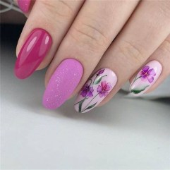 Gorgeous Nail Designs Ideas In Summer For Women21