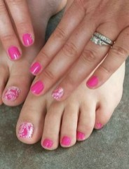 Gorgeous Nail Designs Ideas In Summer For Women22