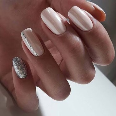 Inspiring Nail Art Ideas For Wedding Party19