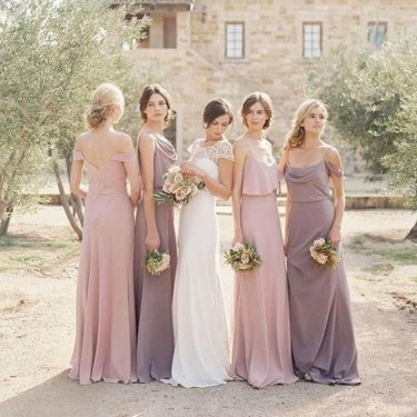 Luxury Dresscode Ideas For Bridesmaid08