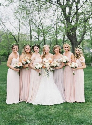 Luxury Dresscode Ideas For Bridesmaid26