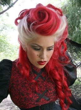 Perfect Hairstyles Ideas For Killer Costume08
