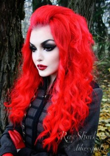 Perfect Hairstyles Ideas For Killer Costume20