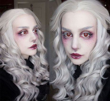 Perfect Hairstyles Ideas For Killer Costume25
