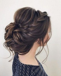 Rustic Hairstyle Ideas For Wedding13