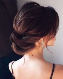 Rustic Hairstyle Ideas For Wedding14