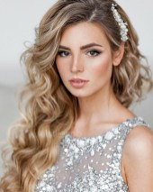 Rustic Hairstyle Ideas For Wedding15