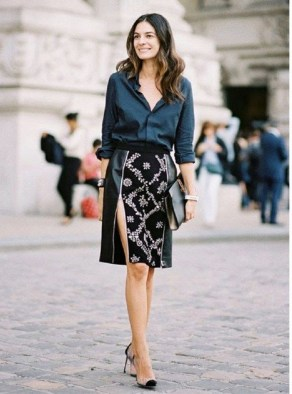 Unique Work Outfit Ideas For Summer And Spring07