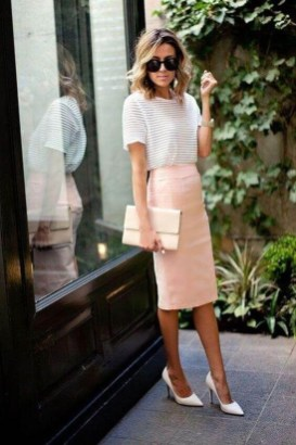 Unique Work Outfit Ideas For Summer And Spring16