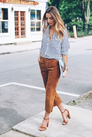Unique Work Outfit Ideas For Summer And Spring36