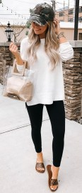 Affordable Women Outfit Ideas For Summer With Sweaters14