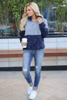 Affordable Women Outfit Ideas For Summer With Sweaters34