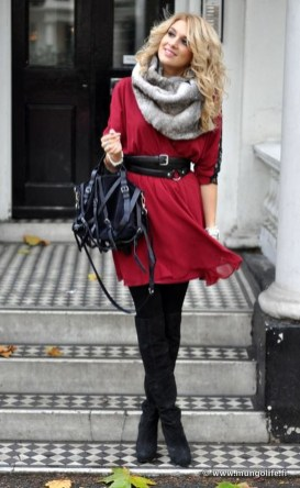 Charming Winter Outfits Ideas To Go To Office15