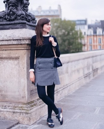 Charming Winter Outfits Ideas To Go To Office27