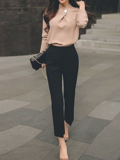 Creative Work Outfits Ideas For Womens32