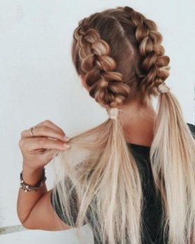 Cute Hair Styles Ideas For School09