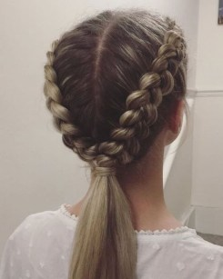 Cute Hair Styles Ideas For School12