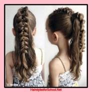 Cute Hair Styles Ideas For School16