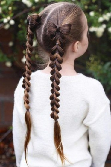 Cute Hair Styles Ideas For School33