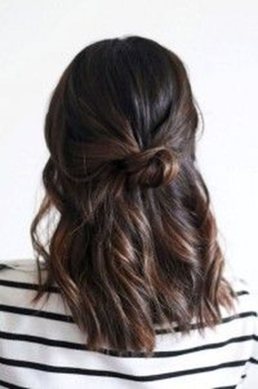 Cute Hair Styles Ideas For School35