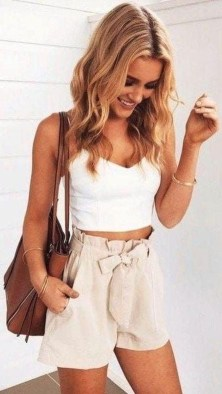 Cute Summer Outfits Ideas For Women You Must Try18