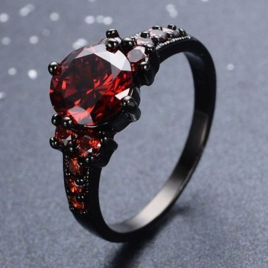 Cute Womens Ring Jewelry Ideas For Valentines Day06
