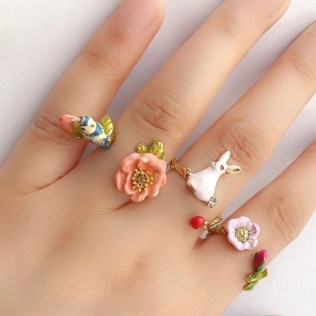 Cute Womens Ring Jewelry Ideas For Valentines Day10