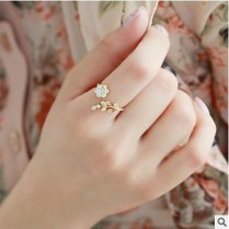 Cute Womens Ring Jewelry Ideas For Valentines Day14