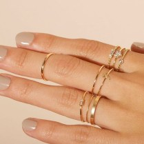 Cute Womens Ring Jewelry Ideas For Valentines Day15